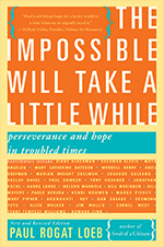 [Cover for The Impossible Will Take A Little While]